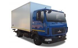 МАЗ-4371 «Корнет» - изотермический фургон