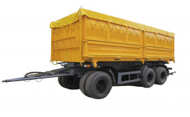 МАЗ-856102-4014-000 Прицеп-зерновоз, платформа 27м3, г/п 20,5т.