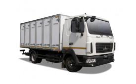 МАЗ-4371 «Корнет» - хлебный фургон