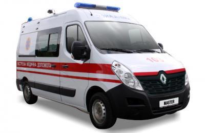 Группа компаний АИС в рамках X Международного Медфорума  презентует новый автомобиль «Скорой помощи» Renault Master!